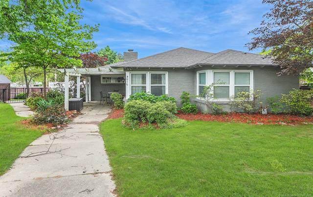 4016 S Utica Avenue, Tulsa, OK 74105 (MLS #2113875) :: House Properties