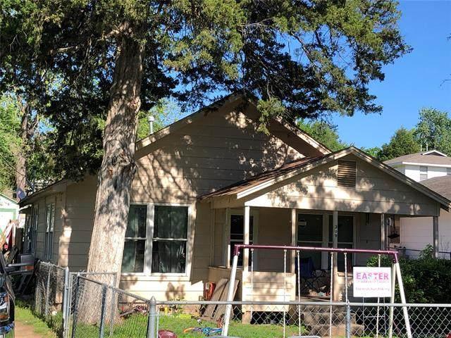 309 N Industrial Avenue, Sand Springs, OK 74063 (MLS #2113881) :: 918HomeTeam - KW Realty Preferred