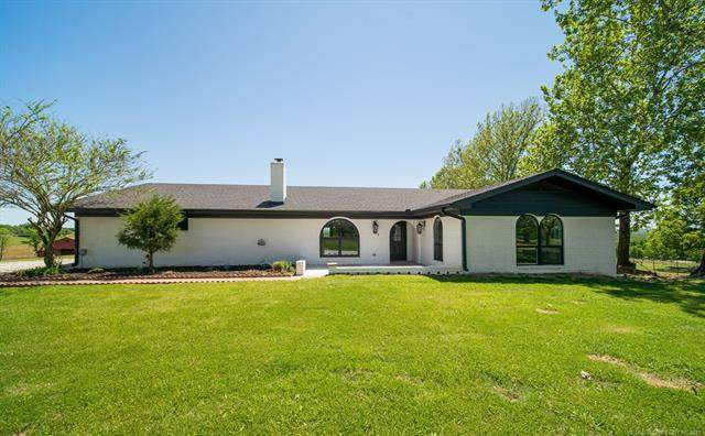 20301 County Road 3604, Stonewall, OK 74871 (MLS #2113903) :: Owasso Homes and Lifestyle