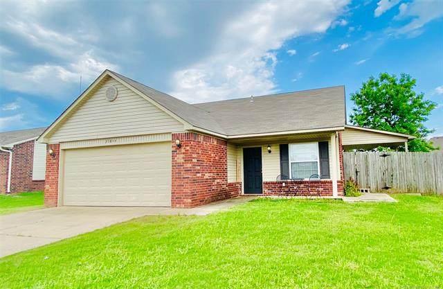 25844 E 90th Street E, Broken Arrow, OK 74014 (MLS #2113910) :: Active Real Estate