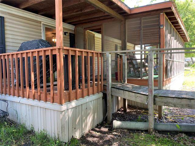 710 Labrea Drive, Sulphur, OK 73086 (MLS #2113915) :: Owasso Homes and Lifestyle