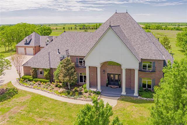 11650 S 4090 Road, Oologah, OK 74053 (MLS #2113972) :: Active Real Estate