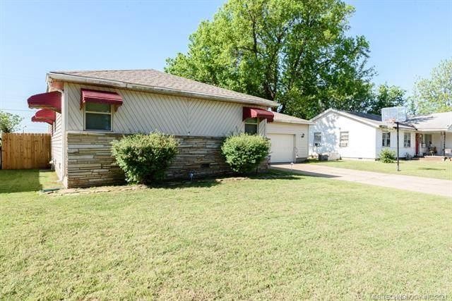 713 E Fort Worth Street, Broken Arrow, OK 74012 (MLS #2113974) :: Active Real Estate