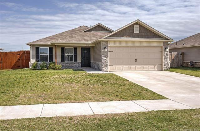 1244 E Richmond Street, Broken Arrow, OK 74012 (MLS #2113989) :: Active Real Estate