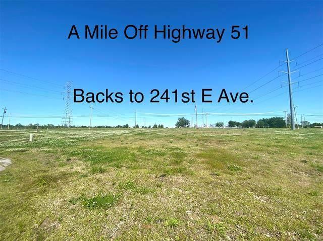24003 E 103rd Place, Broken Arrow, OK 74014 (MLS #2113999) :: Owasso Homes and Lifestyle