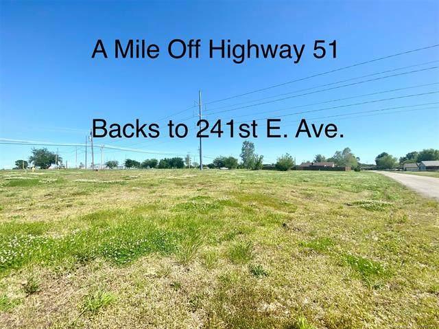 10501 S 240th Avenue E, Broken Arrow, OK 74014 (MLS #2114005) :: Owasso Homes and Lifestyle