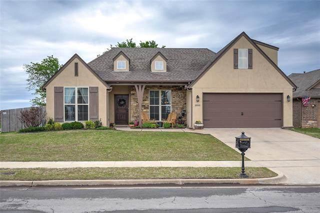 18501 E 46th Street, Tulsa, OK 74134 (MLS #2114019) :: Owasso Homes and Lifestyle