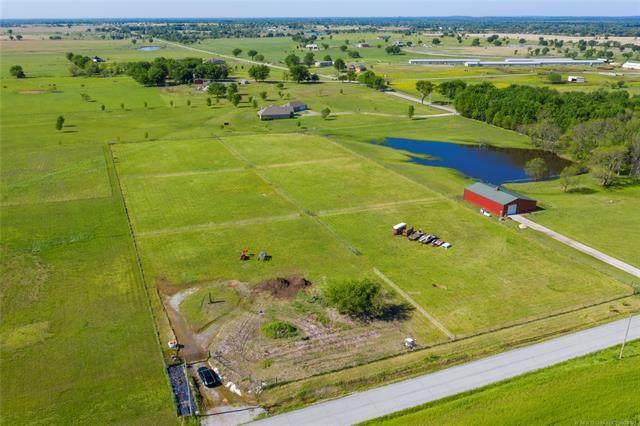 19110 E 620 Road, Inola, OK 74036 (MLS #2114020) :: Active Real Estate