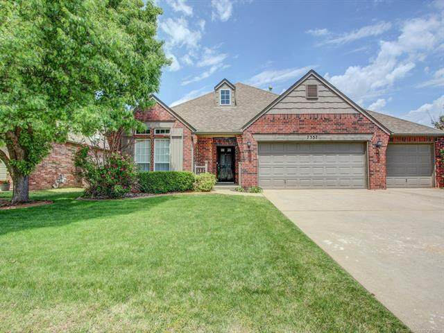 7357 E 119th Place S, Bixby, OK 74008 (MLS #2114026) :: Hopper Group at RE/MAX Results