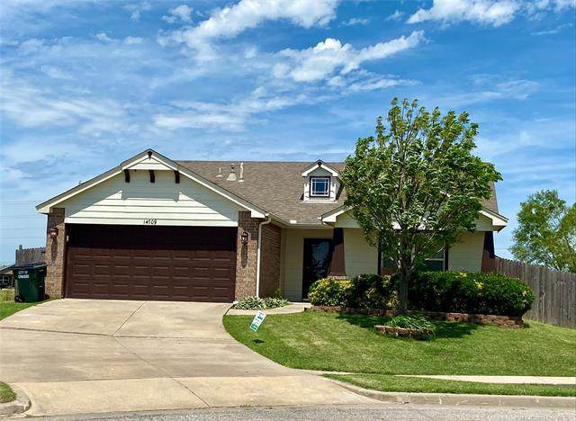 14709 E 107th Place North N, Owasso, OK 74055 (MLS #2114029) :: 580 Realty