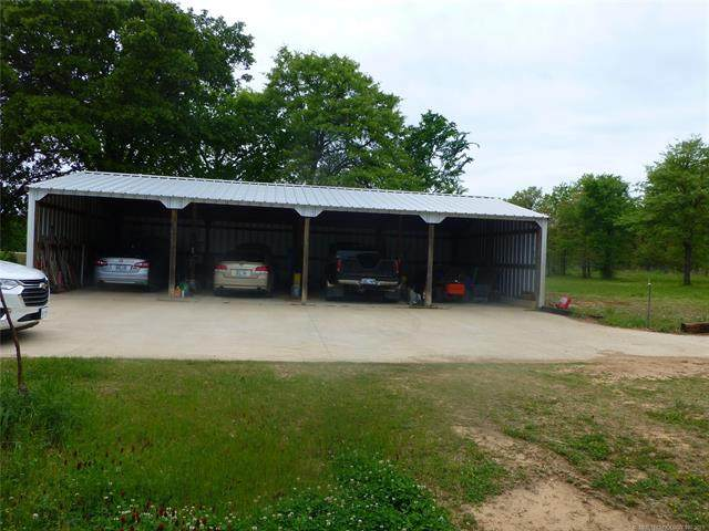 8994 S Highway 377, Kingston, OK 73439 (MLS #2114032) :: Active Real Estate