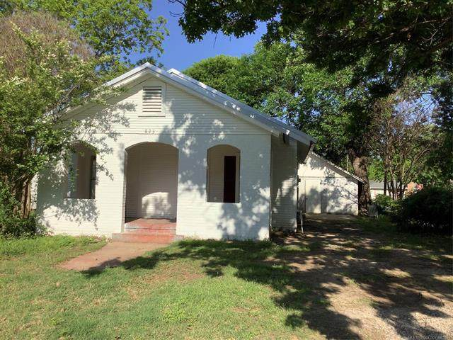 823 Burch Street, Ardmore, OK 73401 (#2114044) :: Homes By Lainie Real Estate Group