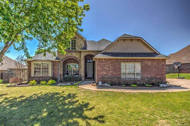 5907 Woodland Road, Bartlesville, OK 74006 (MLS #2114047) :: 580 Realty
