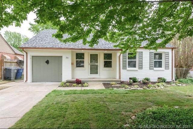 711 S Quebec Avenue, Tulsa, OK 74112 (MLS #2114048) :: Active Real Estate