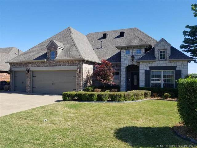 3614 W 108th Court, Jenks, OK 74037 (MLS #2114085) :: Hopper Group at RE/MAX Results