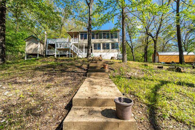 5068 370 Road, Eucha, OK 74342 (MLS #2114089) :: 580 Realty