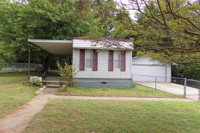 19474 Coon Creek Drive, Eufaula, OK 74432 (MLS #2114112) :: 580 Realty