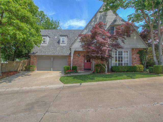 8310 S Delaware Place, Tulsa, OK 74137 (MLS #2114122) :: Hopper Group at RE/MAX Results