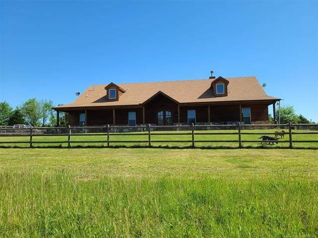 7856 County Road 2145, Bartlesville, OK 74003 (MLS #2114144) :: 918HomeTeam - KW Realty Preferred