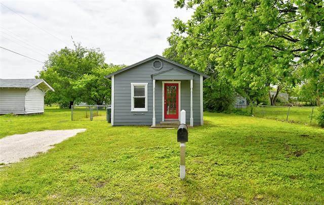 103 Seminole Street, Marietta, OK 73448 (MLS #2114151) :: Hopper Group at RE/MAX Results