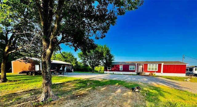 805 N Pennsylvania Avenue, Drumright, OK 74030 (MLS #2114160) :: Active Real Estate