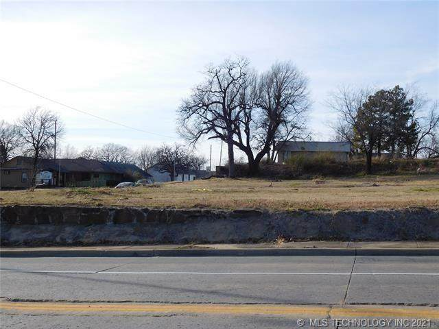 201 W Carl Albert Parkway, Mcalester, OK 74501 (MLS #2114167) :: Owasso Homes and Lifestyle