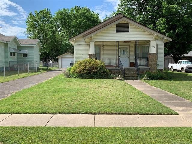 506 E 16th Street, Okmulgee, OK 74447 (MLS #2114174) :: 580 Realty