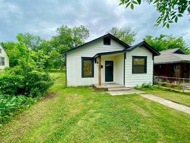 224 W Hobson Avenue, Sapulpa, OK 74066 (MLS #2114176) :: 918HomeTeam - KW Realty Preferred