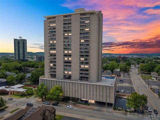 1502 S Boulder Avenue 12D, Tulsa, OK 74119 (MLS #2114206) :: Owasso Homes and Lifestyle