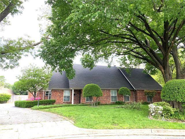 5619 S Gary Place, Tulsa, OK 74105 (MLS #2114209) :: 580 Realty