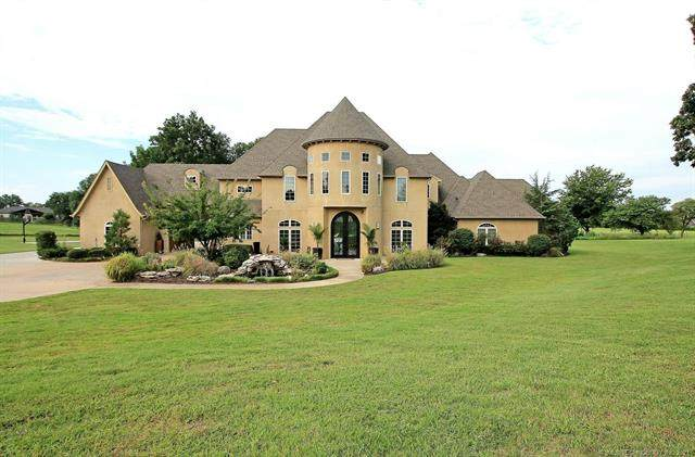 10602 S Elgin Avenue, Jenks, OK 74037 (MLS #2114230) :: Owasso Homes and Lifestyle