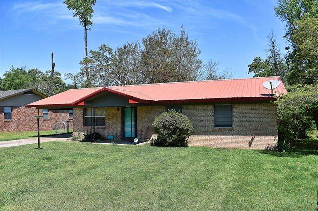 807 NE 5th Street, Antlers, OK 74523 (MLS #2114249) :: House Properties