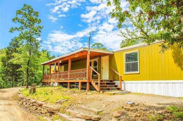 218 Boondock Road, Canadian, OK 74425 (MLS #2114267) :: Hopper Group at RE/MAX Results