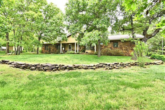 177 Michael Drive, Sand Springs, OK 74063 (MLS #2114268) :: House Properties