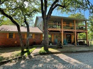 41 Freedom, Wilson, OK 73463 (MLS #2114269) :: Hopper Group at RE/MAX Results