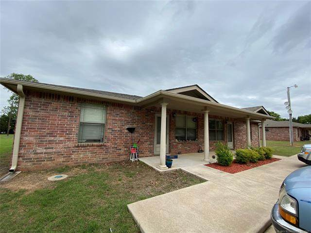19229 State Highway 1E, Ada, OK 74820 (MLS #2114270) :: Owasso Homes and Lifestyle
