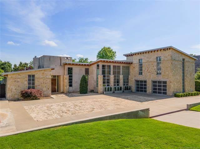 1316 E 27th Place, Tulsa, OK 74114 (MLS #2114271) :: House Properties