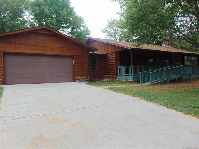1157 E Appalachia Bay Road, Cleveland, OK 74020 (MLS #2114276) :: Hopper Group at RE/MAX Results