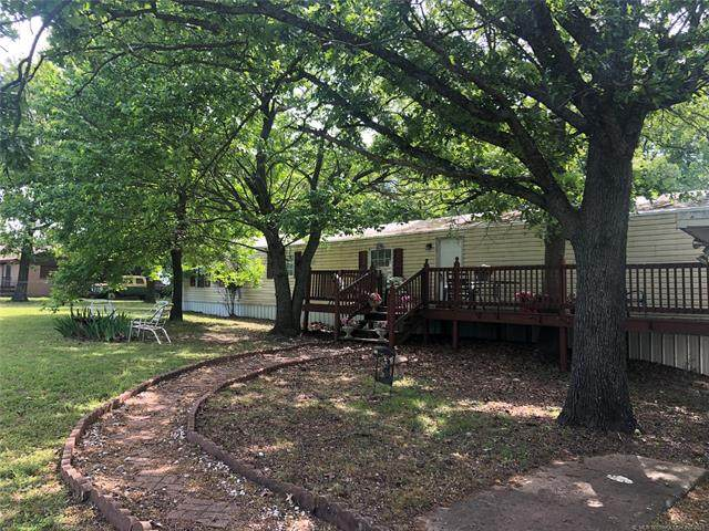 2373 N Cocomo Loop, Mannford, OK 74044 (MLS #2114311) :: Hopper Group at RE/MAX Results