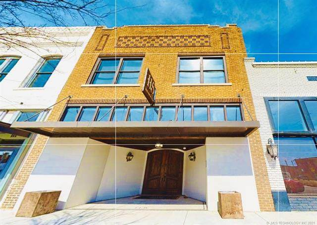 115 E Main Street, Ardmore, OK 73401 (MLS #2114341) :: House Properties