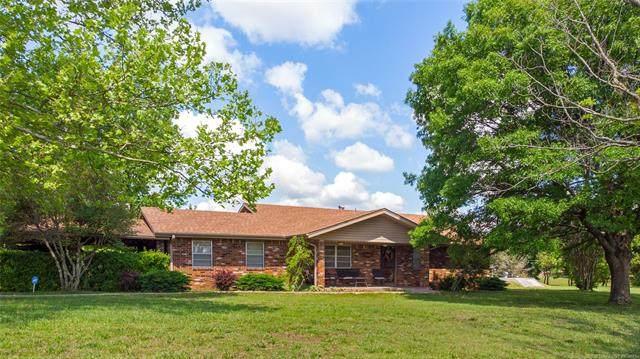 9977 N Meridian Street, Ardmore, OK 73401 (MLS #2114343) :: House Properties
