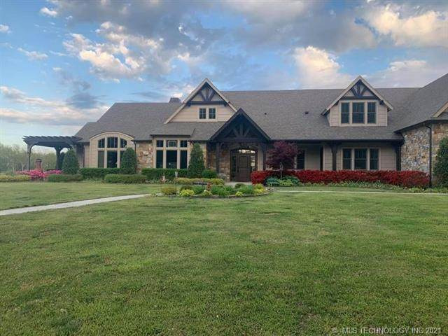 20600 S Sheridan Road, Mounds, OK 74047 (MLS #2114346) :: Owasso Homes and Lifestyle