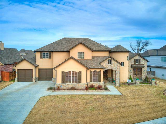 10467 E 125th Place S, Bixby, OK 74008 (MLS #2114356) :: Hopper Group at RE/MAX Results