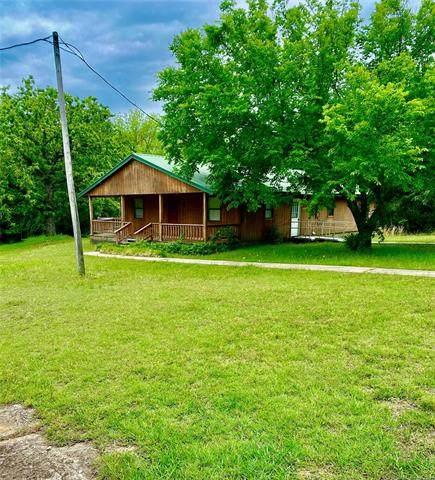 16912 N County Road 3200, Pauls Valley, OK 73075 (MLS #2114357) :: 918HomeTeam - KW Realty Preferred