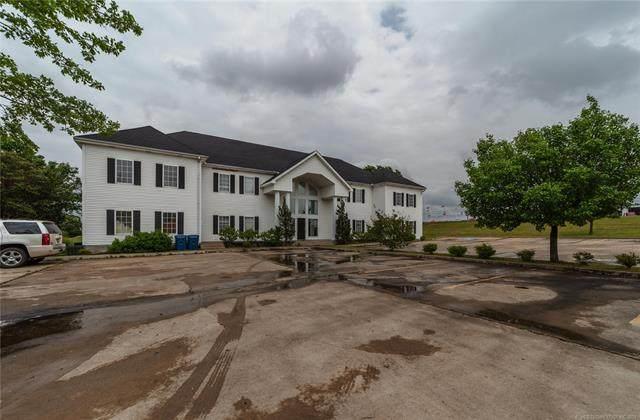 2626 S 14th Street, Mcalester, OK 74501 (MLS #2114383) :: House Properties