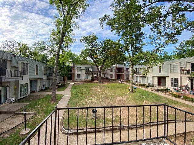 4730 E 68th Street #257, Tulsa, OK 74136 (MLS #2114402) :: 580 Realty