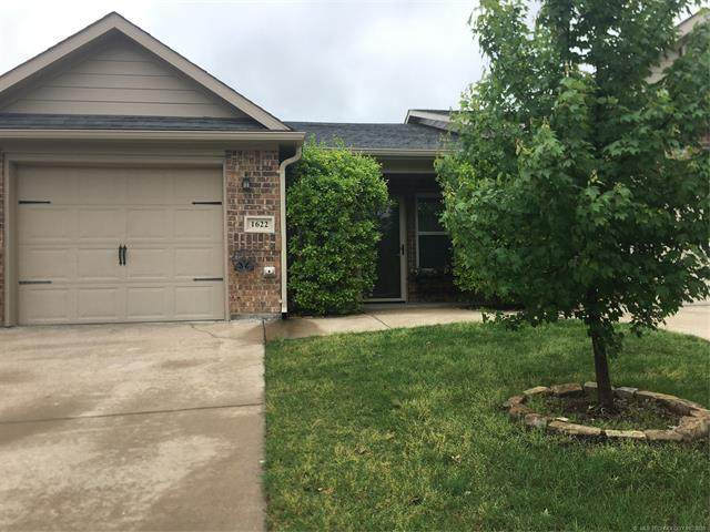1622 Shenandoah Drive, Ardmore, OK 73401 (MLS #2114437) :: Hopper Group at RE/MAX Results