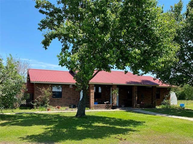 10972 S Hwy 113 Highway, Mcalester, OK 74501 (MLS #2114453) :: House Properties