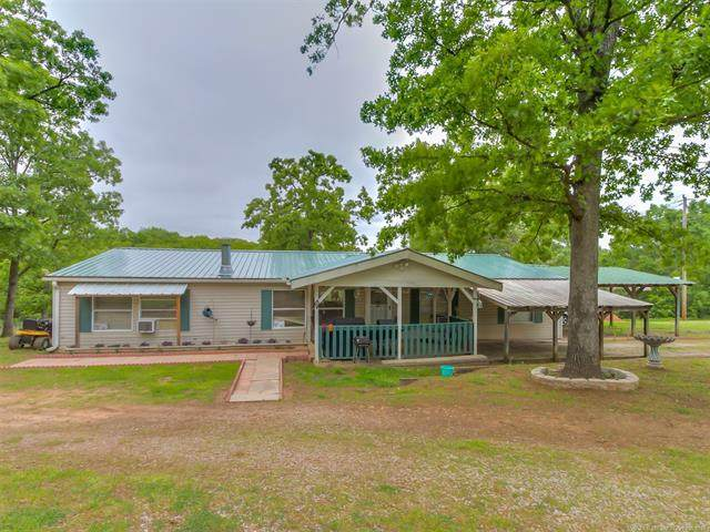 53377 S Eagle Drive, Cleveland, OK 74020 (MLS #2114460) :: Hopper Group at RE/MAX Results