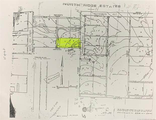 34th Street N, Muskogee, OK 74401 (MLS #2114470) :: Active Real Estate